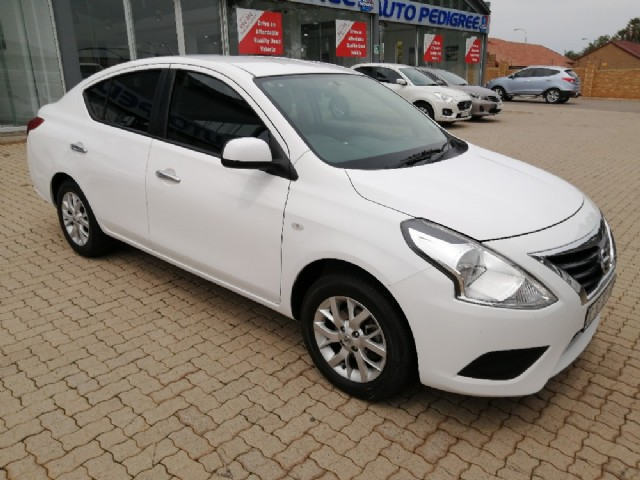 2019 Nissan Almera 1.5 Acenta Auto for sale - 1740-13T1U68032