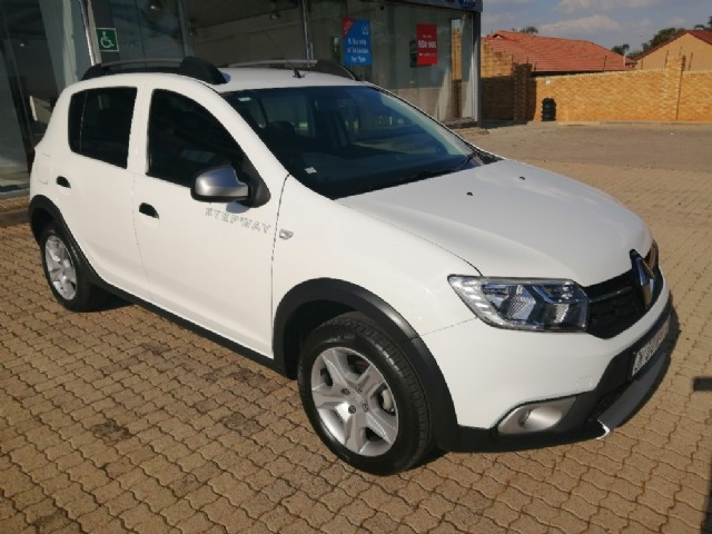 2020 Renault Sandero 900T Stepway Expression for sale - 1740-13T1U70492