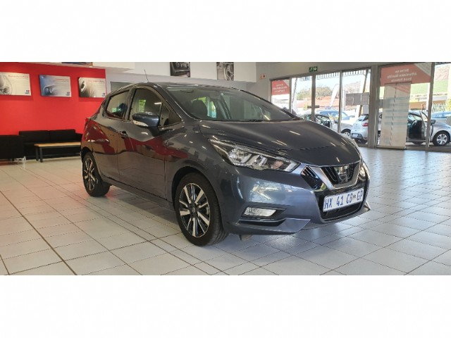 2019 Nissan Micra 900T Acenta for sale - 1741-13U4U47018