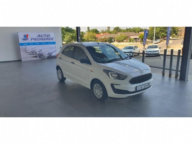 2020 Ford Figo 1.5Ti VCT Ambiente 5 Door for sale - 1741-13U4U47487