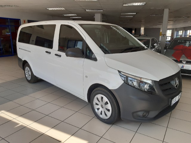 2019 Mercedes-Benz Vito 116 2.2 CDI Tourer Pro Auto for sale - 1741-13U4U65395