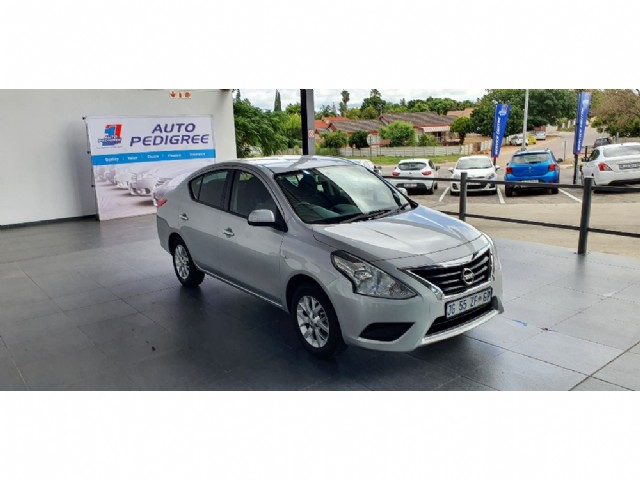 2019 Nissan Almera 1.5 Acenta Auto for sale - 1741-13U4U66658
