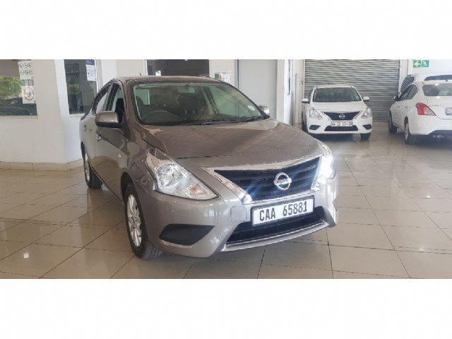 2019 Nissan Almera 1.5 Acenta Auto for sale - 1741-13U4U68154