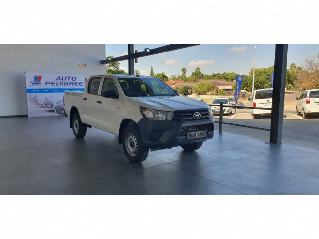 Toyota Hilux - 2021 for sale - 1741-13U4U91159