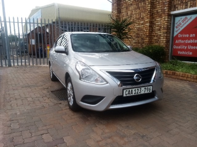2020 Nissan Almera 1.5 Acenta Auto for sale - 1742-13X1U30102