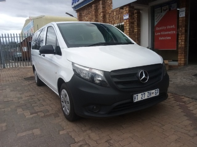 2018 Mercedes-Benz Vito 116 2.2 CDI Tourer Pro Auto for sale - 1742-13X1U40400