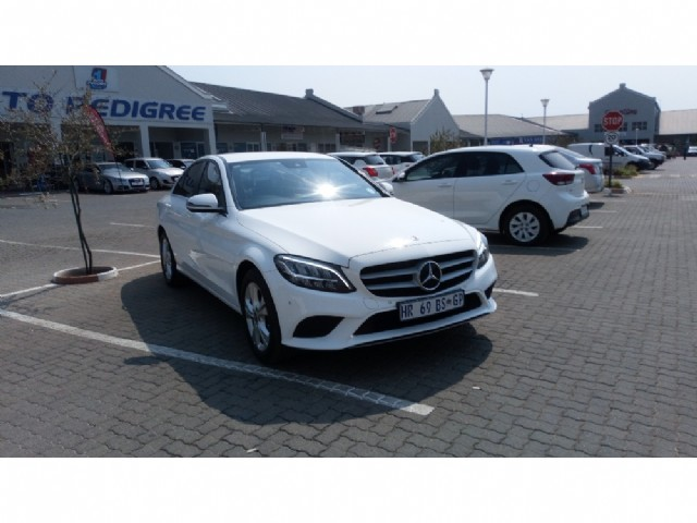 2018 Mercedes-Benz C Class 180 Auto for sale - 1742-13X1U40621