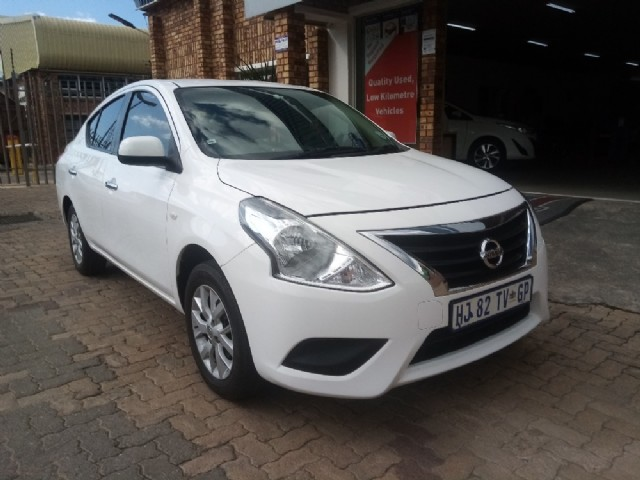 2018 Nissan Almera 1.5 Acenta Auto for sale - 1742-13X1U55526
