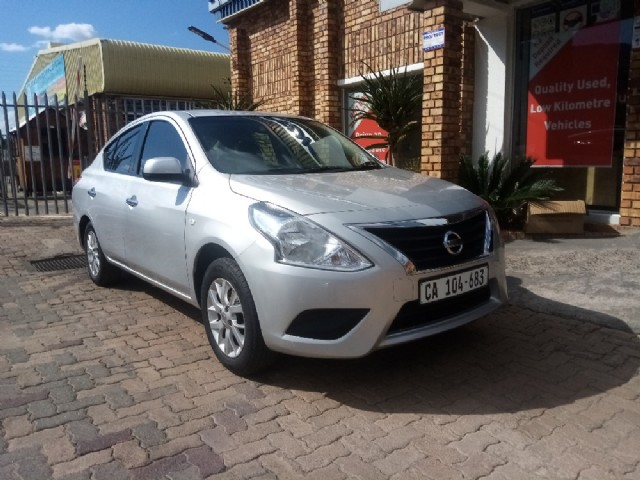 2019 Nissan Almera 1.5 Acenta Auto for sale - 1742-13X1U64862