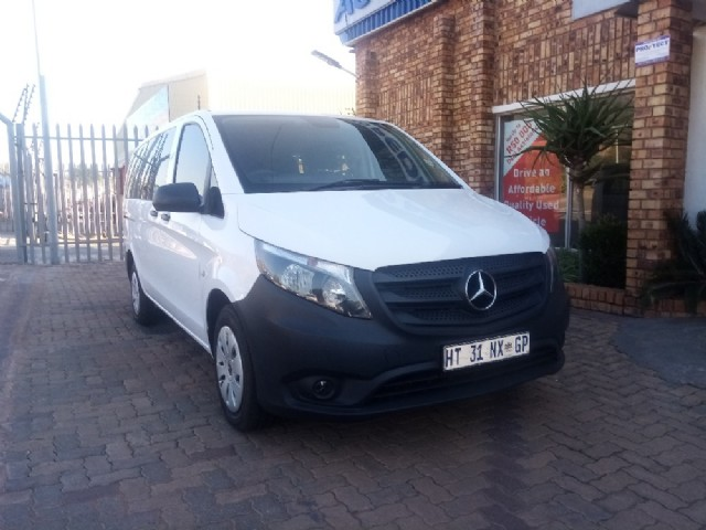 Mercedes-Benz Vito - 2018 for sale - 1742-13X1U67778