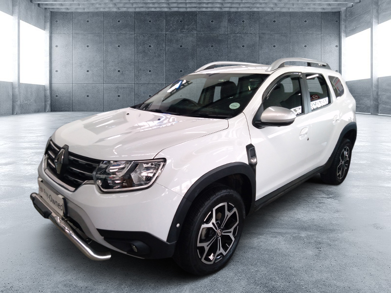 2020 Duster