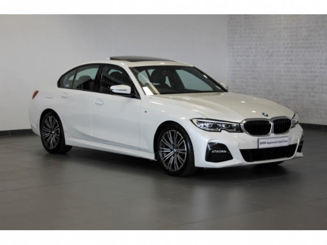 2019 bmw 3 series 320d m sport launch edition auto g20 for sale in free state