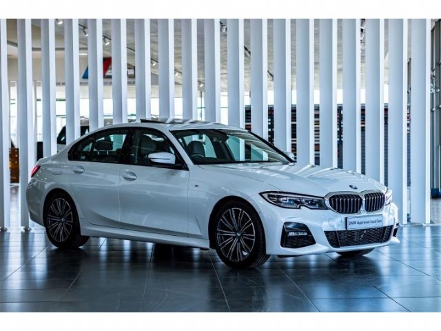 2019 bmw 3 series 320d m sport launch edition auto g20 for sale in gauteng